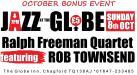 Jazz Night EXTRA: 'Ralph Freeman Quartet' feat. Ro